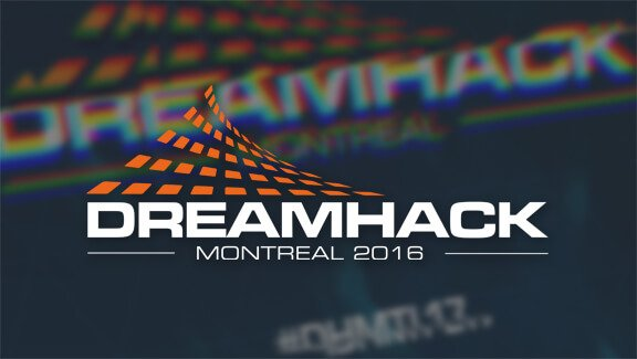 DreamHack MTL 2016 – Aftermovie