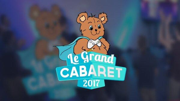Le Grand cabaret fondation MisterDee 2017