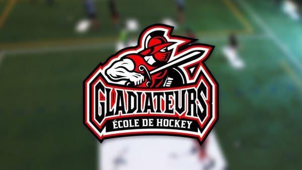École de hockey des Gladiateurs – Vidéo