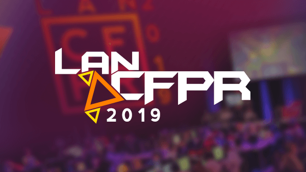 Lan CFPR 2019 – Identité visuelle